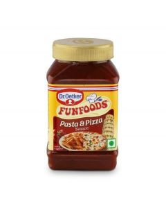 Dr. Oetker Funfoods Pasta & Pizza Sauce Culinary  325 Gm