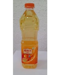 Kings Soyabin Oil 1 L