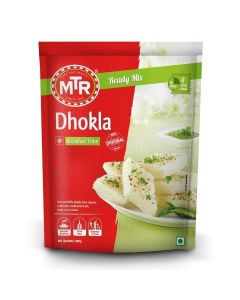 Mtr Ready Mix Dhokla Original Breakfast Time 200 Gm