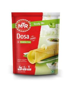 Mtr Ready Mix Dosa Original Breakfast Time 200 Gm