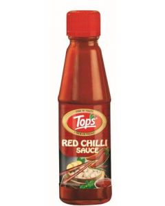 Tops Red Chilli Sauce 200 Gm