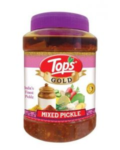 Tops Mixed Pickle (Gold)  950 Gm