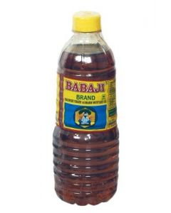 Babaji  Mustered Oil 500 Ml