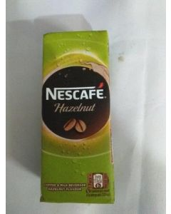 Nescafe Hazelnut Flavour Coffee And Milk Beverag Tetra Pak 180 Ml