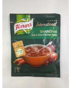 Knorr Premium International Shanghai Hot And Sour Chicken Soup 38 Gm
